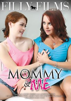 "Adult entertainment movie ""Mommy And Me 11"" starring Alice Green, Janet Mason & Kendra Khaleesi. Produced by Filly Films."