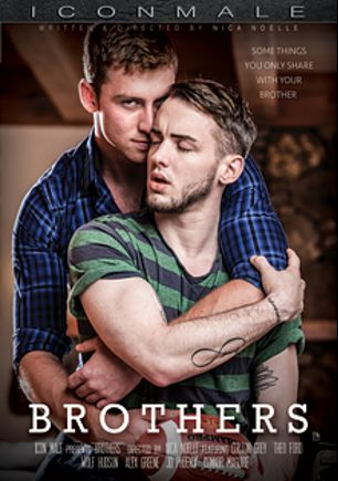 Brothers, starring Colton Grey, Theo Ford, J.D. Phoenix, Alexander Greene, Connor Maguire and Wolf Hudson, produced by Iconmale and Mile High Media.