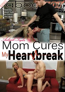 Aaliyah Taylor In Mom Cures My Heartbreak, starring Aaliyah Taylor, Alex Adams and Luke Longly, produced by Taboo Heat.