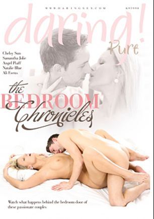 The Bedroom Chronicles, starring Angel Piaff, Natalie Blue, Chelsea Sun, Ali Evens, Libor Bores, Samantha Jolie and Jason X, produced by Daring Media.