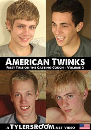 American Twinks 2, starring Conner Bradley, Antoine, Corey and Collin, produced by TylersRoom.