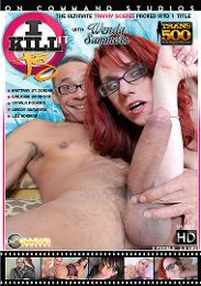 """Just Added presents the adult entertainment movie """"I Kill It TS""""."""