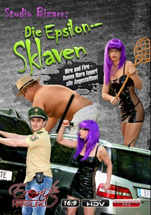 Studio Bizarr: Die Epsilon-Sklaven, starring Donna Nora, produced by Eronite.