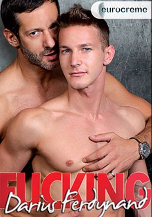 Fucking Darius Ferdynand, starring Darius Ferdynand, Josh Charters, Billy Rubens, Samuel Colt and Antonio Garcia, produced by Eurocreme Group and Eurocreme.