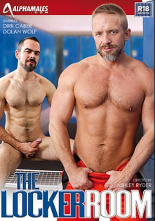 The Locker Room, starring Dirk Caber, Dolan Wolf, Nick North, Craig Daniels, Bruno Fox and Alessandro Del Toro, produced by Eurocreme Group and Alphamales Studio.