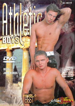 Athletic Boys, starring Samuel Lee, Franco Saliveri, Tomas Gaines, Marco Salmer and Rocco Szabo, produced by Man's Best Media and Mimi Vision.