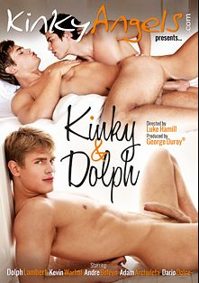 Kinky And Dolph, starring Dolph Lambert, Kevin Warhol, Andre Boleyn, Adam Archuleta and Dario Dolce, produced by Bel Ami.