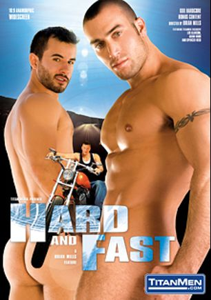 Hard And Fast, starring Sean Stavos, Dante Sabel, Leo Alarcon, Adam Knox, Spencer Reed, Shay (m) and Adam Russo, produced by Titan Media.