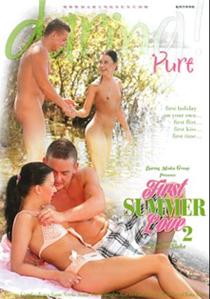 First Summer Love 2, starring Jenny De Lugo, Lexi Dona, Samantha Johnson, Sweet Cat, Eliska, Marcio Gonzales, Jay Dee and Lolli Pop, produced by Daring Media.