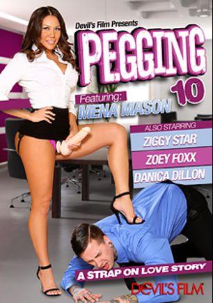 Pegging 10, starring Mena Li, Ziggy Star, Ruckus XXX, Zoey Foxx, Chad Diamond, Danica Dillan and Wolf Hudson, produced by Devils Film and Devil's Film.