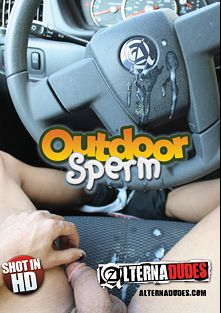 Outdoor Sperm, starring Israel Oka, Willy Wiggles, Tyler Hancock, Kit Coda, Jesse Rider, Jake Jammer, Christian Blu and Jace, produced by Alternadudes.
