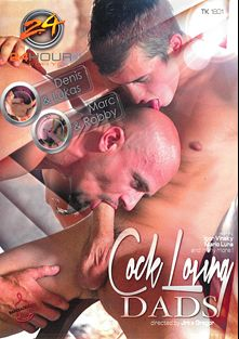 Cock Loving Dads, starring Robby (m), Marc, Denis, Lukas, Igor Vinsky and Mario Luna, produced by 24 Hours For You.