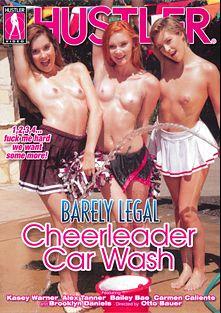 Barely Legal: Cheerleader Car Wash, starring Kasey Warner, Alex Tanner, Bailey Bae, Brooklyn Daniels and Carmen Caliente, produced by Hustler.