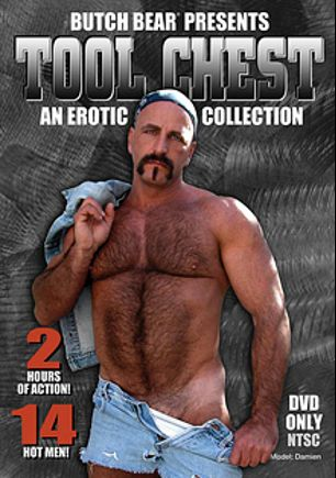 Tool Chest: An Erotic Collection, starring Scott Ramm, Carbo, Nickey Squires, Pat Gibbons, Puck (m), Buddy LaRue, Ben Gunn, J.T. and Steve Ellis, produced by Butch Bear and Bear Omnimedia.