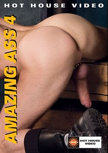 Amazing Ass 4, starring Jimmy Durano, Johnny Gunn, Kent North, Kirk Ziegler, Rick Van Sant, Antton Harri, Nick Horn, Derek Parker, Shane Rollins, Angelo, Carlos Morales and Blake Daniels, produced by Hot House Entertainment and Falcon Studios Group.