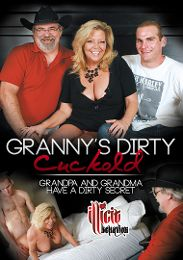 """Just Added presents the adult entertainment movie """"Granny's Dirty Cuckold""""."""
