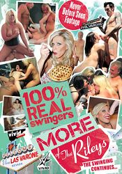 Straight Adult Movie 100 Percent Real Swingers: More Of The Rileys