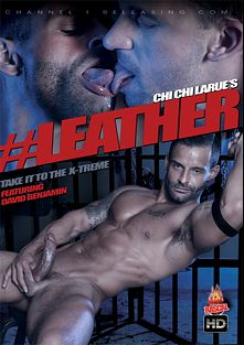 Leather, starring David Benjamin, Brett Bradley, Tony Orion, Sean Duran, Logan Vaughn, James Hamilton and Johnny Hazzard, produced by Channel 1 Releasing and Rascal Video.