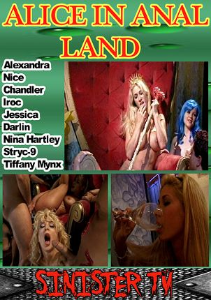 Straight Adult Movie Alice In Anal Land
