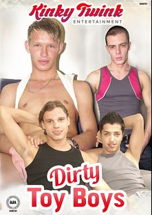 Dirty Toy Boys, produced by Kinky Twink Entertainment.