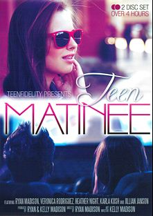 Teen Matinee, starring Karla Kush, Jillian Janson, Heather Night, Veronica Rodriguez and Ryan Madison, produced by Kelly Madison Productions and Teen Fidelity.