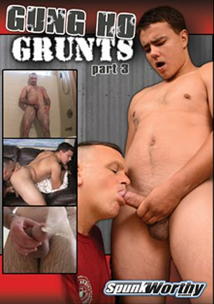 Gung Ho Grunts Part 3, starring Yuri (Spunk Worthy) and Tom (Spunk Worthy), produced by Spunk Worthy.