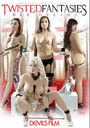 Twisted Fantasies: Day Dreams, starring Savannah Snow, Mercedes Carrera, Maddy O'Reilly, Chanel Preston and Dahlia Sky, produced by Devil's Film and Devils Film.