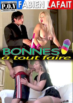 Bonnes A Tout Faire, starring Lara Tinelli, Aline Delacour, Tiffany Doll, Tony Carrera, Jordan Perry, Ian Scott and Pascal St. James, produced by HPG Production and Fabien LaFait.