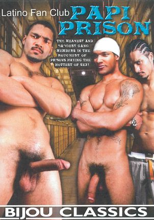 Gay Adult Movie Papi Prison