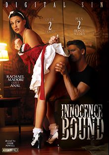 Innocence Bound, starring Rachael Madori, Marley Brinx, Mia Pearl, Karlee Grey, Bruce Venture, Xander Corvus, Ramon Nomar and Erik Everhard, produced by Digital Sin.