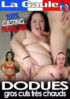 "Adult entertainment movie ""Dodues Gros Culs Tres Chauds"" starring Pamela What, Murielle & Sayana. Produced by HPG Production."