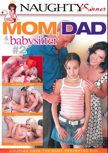 Mom, Dad And The Babysitter 2, starring Kylee Reece, Amia Miley, Allyssa Hall, Cayden Moore, Brynn Tyler, Claire Dames, Riley Evans, Lilly Kingston, Christian XXX and Seth Dickens, produced by Naughty Sinner.