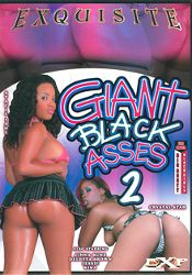 Straight Adult Movie Giant Black Asses 2