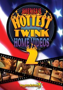 America's Hottest Twink Home Videos 2, starring Ryan Connors, Andy Kay and Turk Mason, produced by Saggerz Skaterz.
