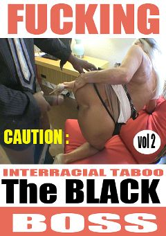 "Adult entertainment movie ""Fucking The Black Boss 2"" starring Sally D'Angelo & Mr. Nuttz. Produced by Sally D'Angelo."