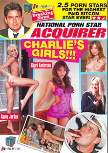 National Pornstar Acquirer Charlie's Girls, starring Capri Anderson and Kacey Jordan, produced by JM Productions.