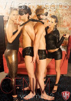 "Adult entertainment movie ""CFNM 12"" starring Mirek Hodbod, George Bona & Petr Morava. Produced by William Higgins."