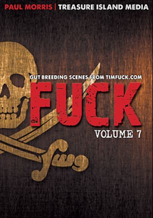 TIMFuck 7, starring Jesse O'Toole, Dawson (TIM), Jake (TIM), Damon (TIM), Jim (TIM), Will (TIM), Sean Erickson, Cooper Jameson, CJ Michaels, Dan Fisk, Steve Parker and Brad Davis, produced by Treasure Island Media.