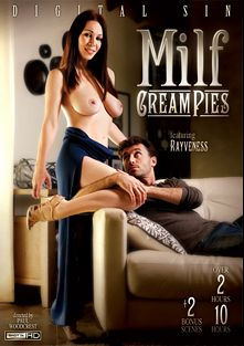 Milf Creampies, starring Rayveness, Nikko Jordan, Aaliyah Love and Jessi Summers, produced by Digital Sin.