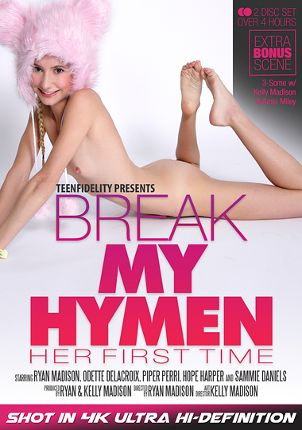 Straight Adult Movie Break My Hymen: Her First Time