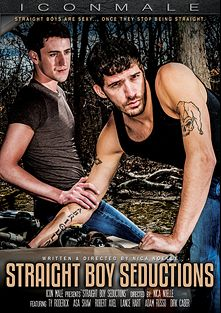 Straight Boy Seductions, starring Ty Roderick, Asa Shaw, Lance Hart, Dirk Caber, Robert Axel and Adam Russo, produced by Mile High Media and Iconmale.