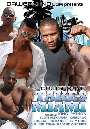 Gay Adult Movie Dawgpound Takes Miami