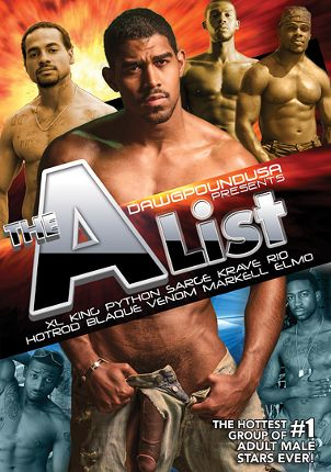 Gay Adult Movie The A List
