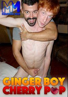 Ginger Boy Cherry Pop, starring Cole Maverick, Hunter