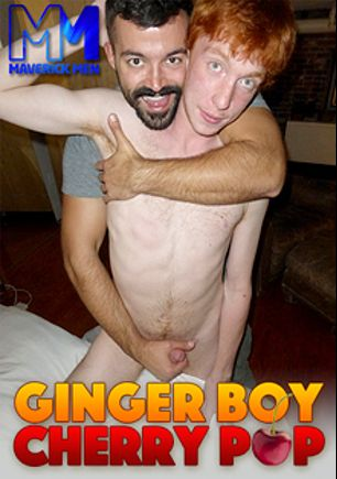 Ginger Boy Cherry Pop, starring Cole Maverick, Hunter