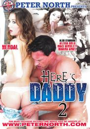 """Featured Studio - North Pole Enterprises presents the adult entertainment movie """"Here's Daddy 2""""."""