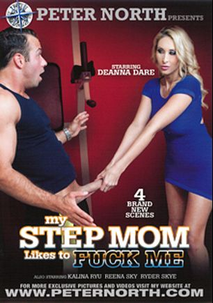 My Step Mom Likes To Fuck Me, starring Deanna Dare, Kalina Ryu, Ryder Skye and Reena Sky, produced by North Pole Enterprises.