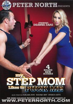 "Adult entertainment movie ""My Step Mom Likes To Fuck Me"" starring Deanna Dare, Kalina Ryu & Ryder Skye. Produced by North Pole Enterprises."