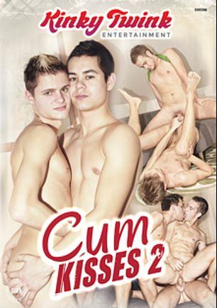 Cum Kisses 2, produced by Kinky Twink Entertainment.