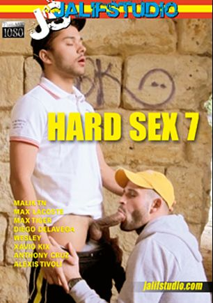 Hard Sex 7, starring Malik Tn, Alexis Tivoli, Xavio Kix, Max Tiger, Diego Delavega, Max Lacoste, Wesley and Anthony Cruz, produced by Jalif Studio.